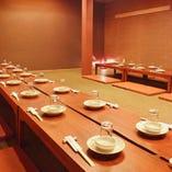 最大32名の宴会個室
