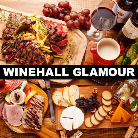 MEAT&WINE WINEHALL GLAMOUR NEXT 西新宿