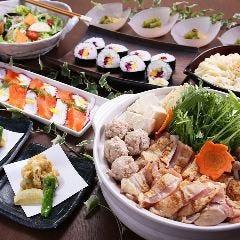 鍋×チーズ×肉バル グロリアスミート 虎ノ門本店