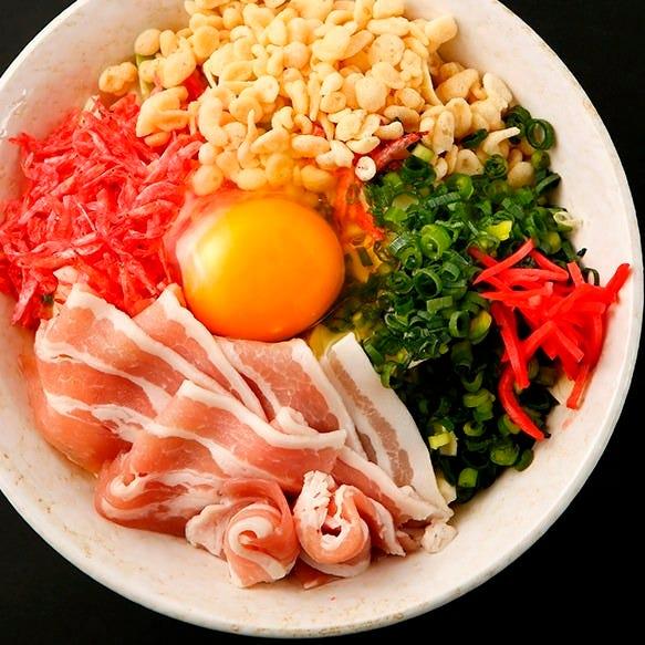 【2時間飲み放題付】赤身肉付き!料理7品 マル得プラン