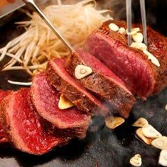 赤身肉のBIGビーフステーキ