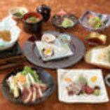 各種会席料理 3,810円(税抜)~ご用意。お祝いや慶事にも