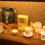 古くから愛されてきた日本の伝統文化の日本酒。日本酒の持つ魅力をおいしい肴とともに体感してください