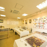 櫻正宗創醸400年の歴史を感じられる展示品