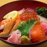 日替わり海鮮丼