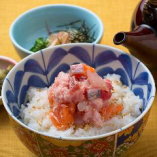 海鮮出汁茶漬け(鯛だし)