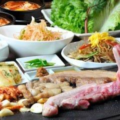 韓国料理スランジェ 新大久保