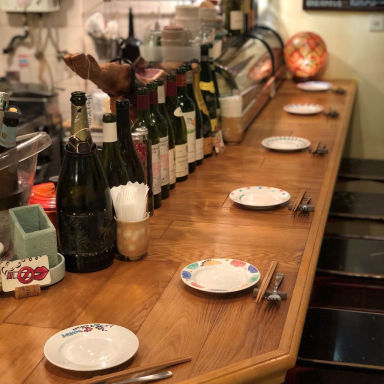ワイン酒場 BORRACHO  店内の画像