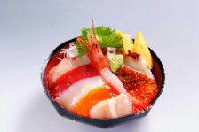 海鮮おまかせ丼