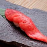 匠が握る厳選寿司