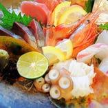 美味しいお魚ご用意しております!!