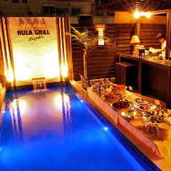 HULA GRILL the garden 心斎橋店