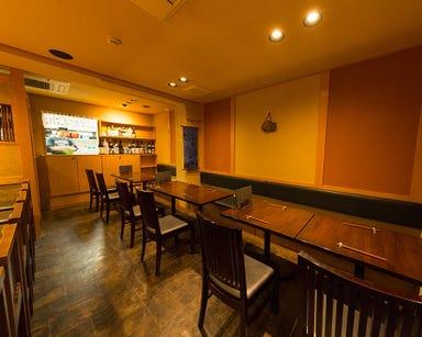 和酒と相模湾鮮魚 浜松町 わ かく田  店内の画像