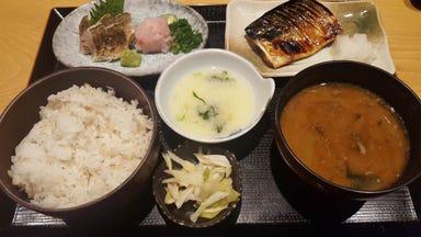 和酒と相模湾鮮魚 浜松町 わ かく田  メニューの画像