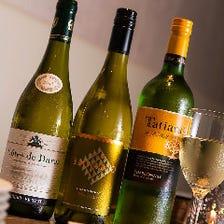 イタリア・スペインワインを楽しむ