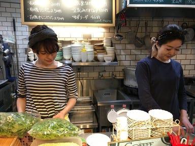 有機茶寮 by SOLVIVA なんばCITY店 こだわりの画像