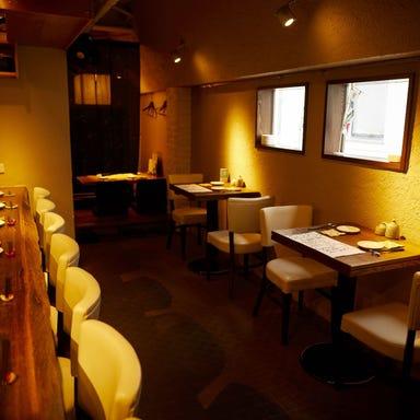 漁港直送鮮魚と四季折々の日本酒 魚と味(うおとみ) 自由が丘 店内の画像