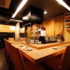 漁港直送鮮魚と四季折々の日本酒 魚と味(うおとみ) 自由が丘
