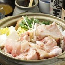 今が旬!天然高級魚『本クエ鍋』
