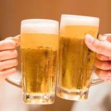 全27種類の豊富な飲み放題メニュー★