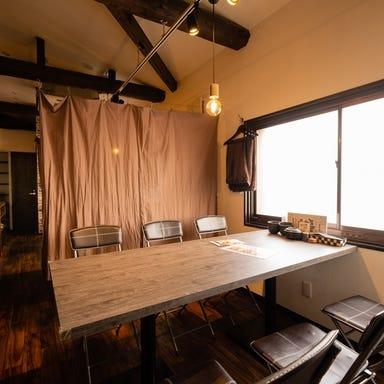 四季彩 BISTRO ねむの木  店内の画像