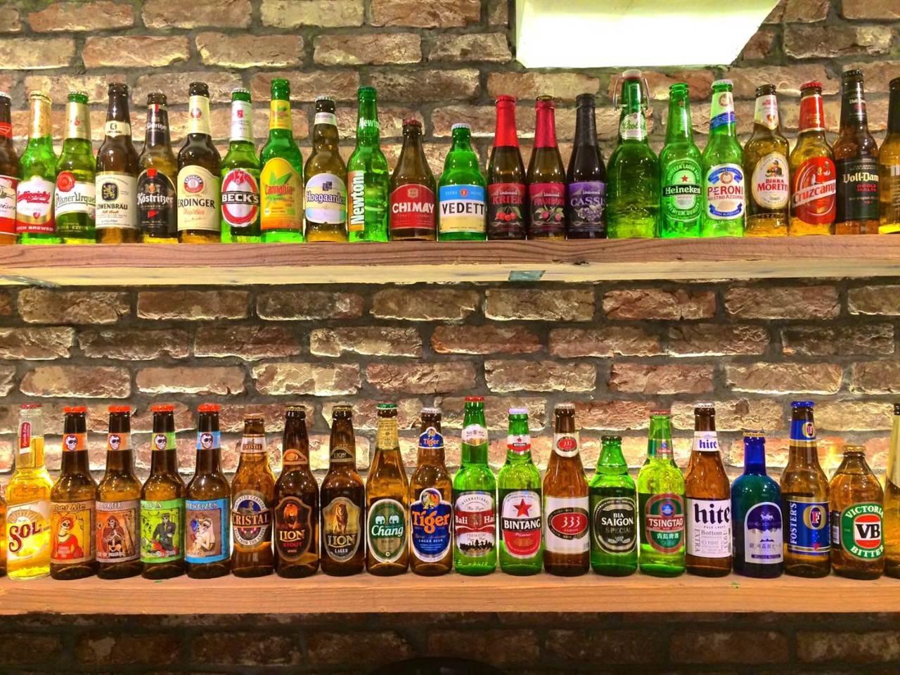 【 小旅行へ誘う】世界のビール