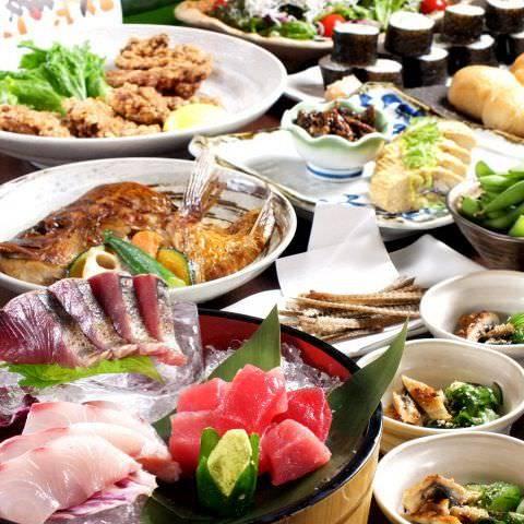 その日の特にいい食材をご賞味下さい