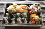 海鮮太巻き弁当