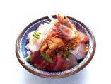 海鮮丼 贅沢9種盛(生うに、本マグロ、イクラ入り)
