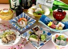 【春の特別コース-特選-】桜鯛・蛤・鰆ほか春爛漫!通常¥8800→¥7700(税込)!ネット予約特典有り☆