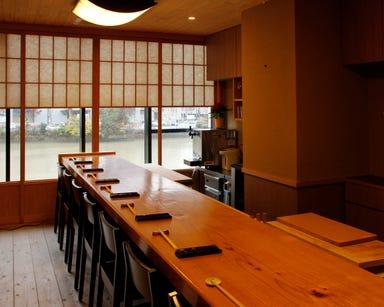小料理 新宅  店内の画像