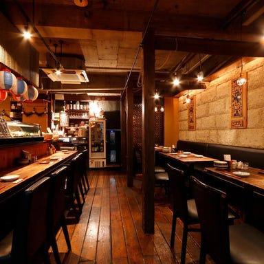 夕焼け飯店 千歳烏山店 店内の画像