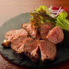 炭焼き × 肉バル 波平