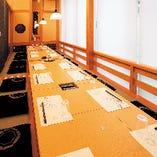 ◆最大16名様◆掘りごたつ座敷個室