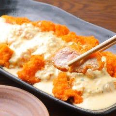 【人気 名物料理】チキン南蛮フライ