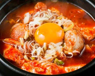 炭火焼肉・韓国料理 KollaBo (コラボ) 新宿店 メニューの画像