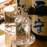 [旬の地酒] 江戸発祥の地酒や、毎月変わる旬の地酒