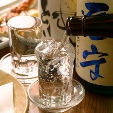 厳選!!季節の酒&江戸の酒続々入荷