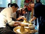 器は店の陶房での手作りによるもの、その為少し穏やかな気持ちに