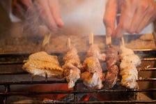 七谷赤地鶏の鶏料理