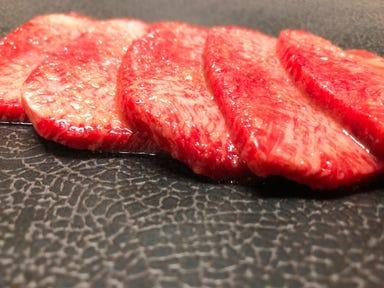 個室・和牛焼肉 Hanatsubaki ‐華椿‐ メニューの画像