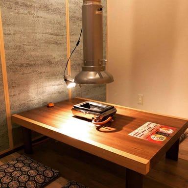 個室・和牛焼肉 Hanatsubaki ‐華椿‐ 店内の画像