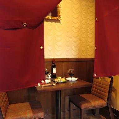 肉バル×イタリアン COLORE  店内の画像