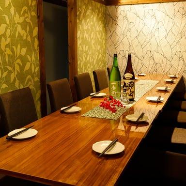 時間無制限 食べ飲み放題165種 個室居酒屋 囲い 津田沼店 店内の画像