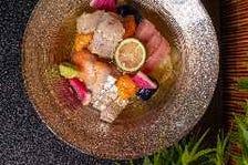 京の四季折々をお料理で表現します