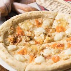クアトロ フォルマッジオ(4種のチーズ)