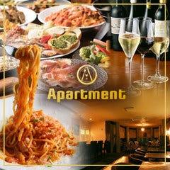 京都イタリアン×ワイン酒場 Apartment(アパートメント)