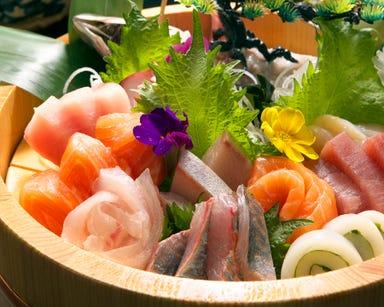 こだわり野菜と鮮魚のお店 菜な蔵屋 メニューの画像