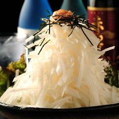 【名物!】明太大根のサラダ