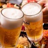 会社宴会や女子会、ご友人との飲み会やご家族でのご利用に最適です